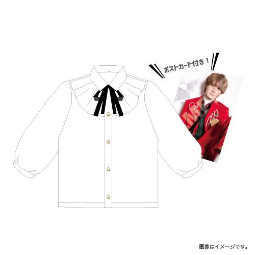 [M!LK]SWEET CHRISTMAS ピュアホワイト俺の女ブラウス Produce by JYUTARO