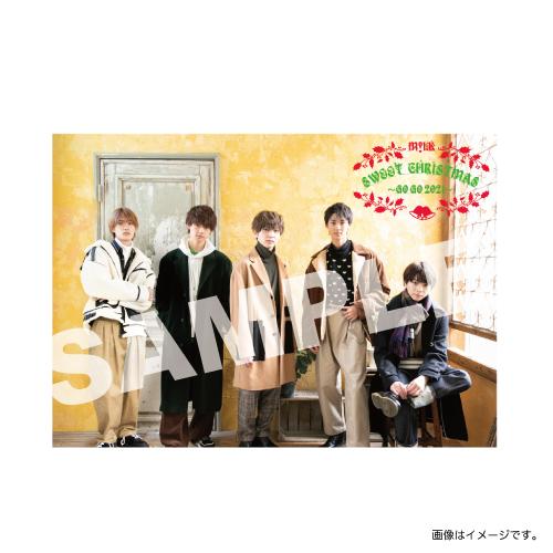 [M!LK]SWEET CHRISTMAS パズル Produce by DAICHI