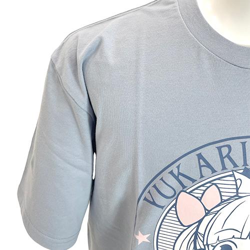 2021バースデー記念グッズ Tシャツ ブルー
