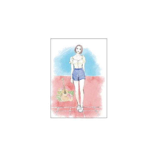 "TWICE POPUP STORE ""Twaii's Shop"" ポストカード【CHAEYOUNG】"
