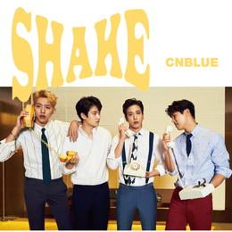 CNBLUE 11th SINGLE「SHAKE」【BOICE限定盤】