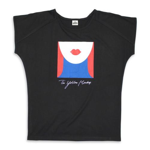 【会場限定販売】ロザーナ BIG Tシャツ/ブラック