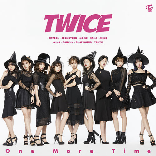 TWICE JAPAN 1st SINGLE 「One More Time」 <ONCE JAPAN 限定盤>