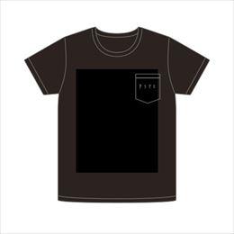 PSPEポケットTシャツ【ブラック】