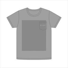 PSPEポケットTシャツ【グレー】