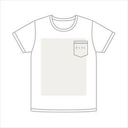 PSPEポケットTシャツ【ホワイト】