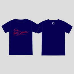 THE BEAT GARDEN Official Basic Tシャツ /ネイビー