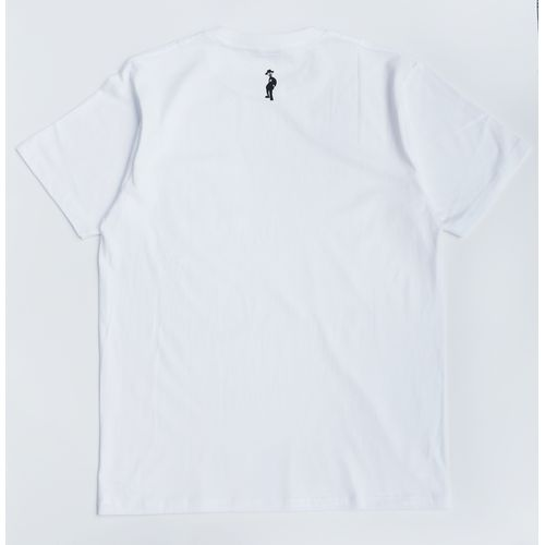 Nulbarich pocket T-shirts WHITE
