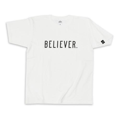 BELIEVER. Tシャツ