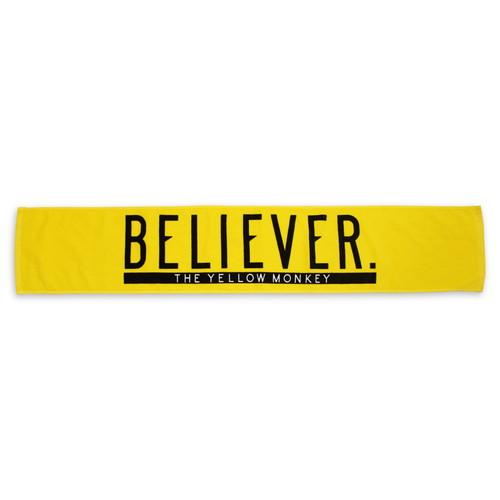 BELIEVER. マフラータオル