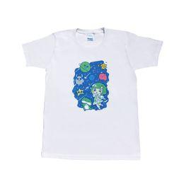 【コスモツアー2018】手描きイラストTシャツ 根本凪
