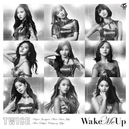 TWICE JAPAN 3rd SINGLE「Wake Me Up」 《ONCE JAPAN限定盤》