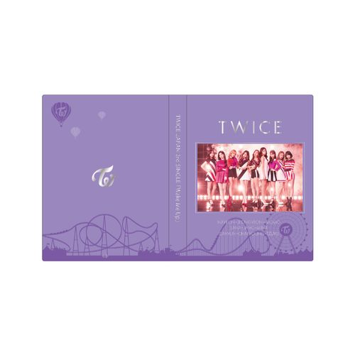 TWICE JAPAN 3rd SINGLE 「Wake Me Up」 RELEASE EVENT FC限定トレカケース