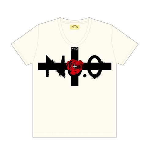 Rosen Kreuz Tシャツ~Uネック~