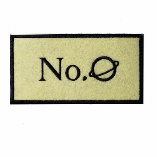 No.0サインボードワッペン