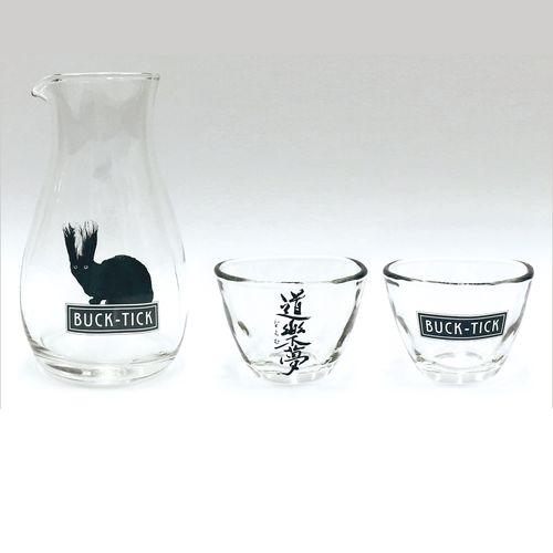 ヤガミプロデュース:黒猫冷酒セット