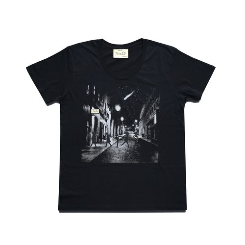 Enter the No.0 UネックTシャツ