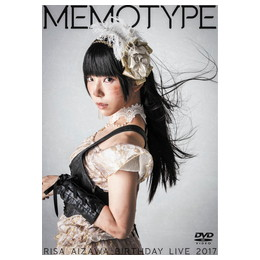 【相沢梨紗生誕】LIVE DVD『MEMOTYPE -Cheerful-』