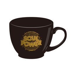 """SOUL POWER 2018""マグカップ"