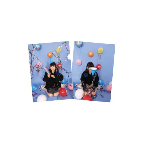 【藤咲彩音生誕2018】 A4クリアファイル