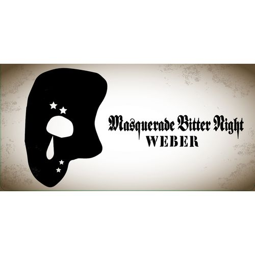 【WEBER】Masquerade Bitter Night ピエロのマルチケース