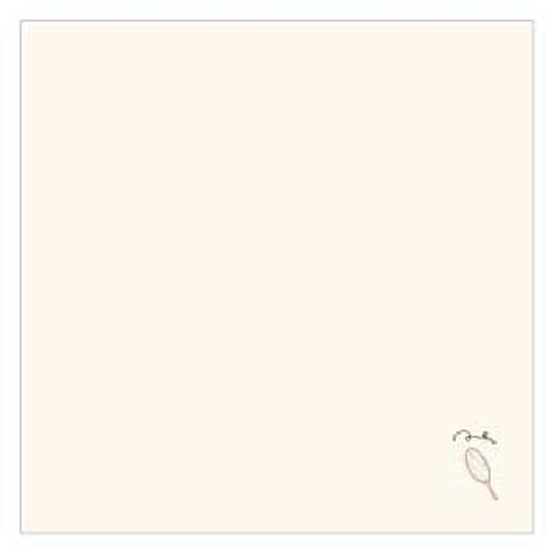 【吉澤嘉代子】鏡の刺繍ハンカチ