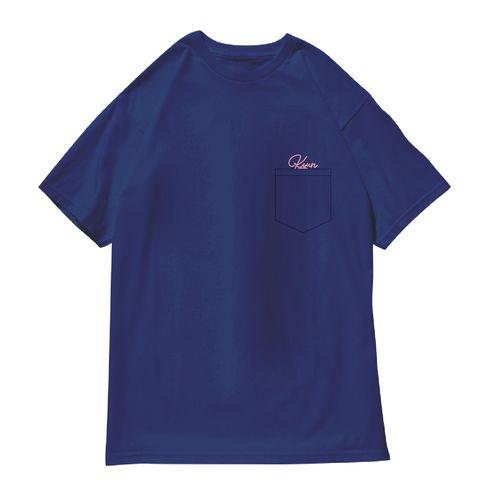 【通常配送】日向坂46 デビューシングルTシャツ(ネイビー)
