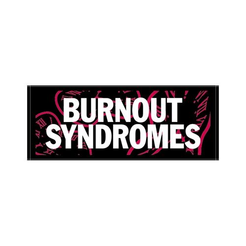 【BURNOUT SYNDROMES】明星ツアータオル大阪限定(ピンク)