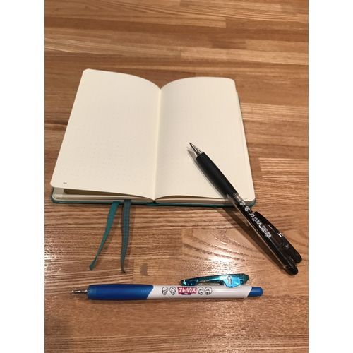 【フレハウス会員限定】フレハウスボールペン(赤頭隆児デザイン)