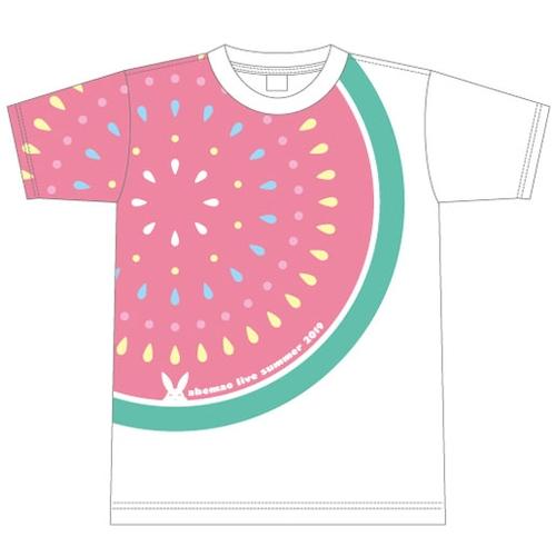 【阿部真央】スイカTシャツ