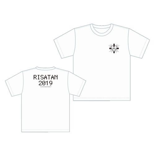 【相沢梨紗生誕2019】 Tシャツ 白