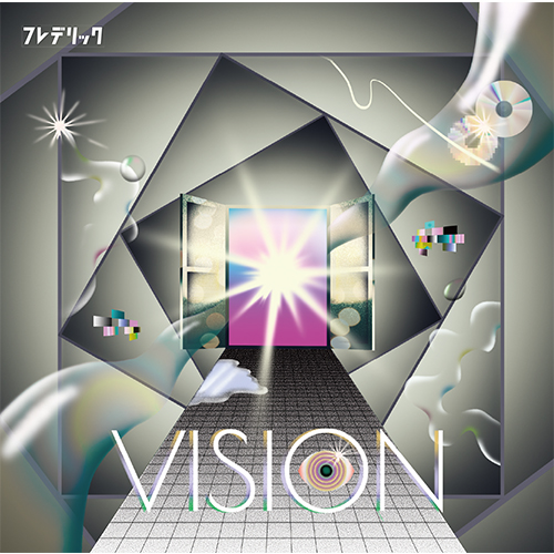 2nd EP「VISION」通常盤(CD)
