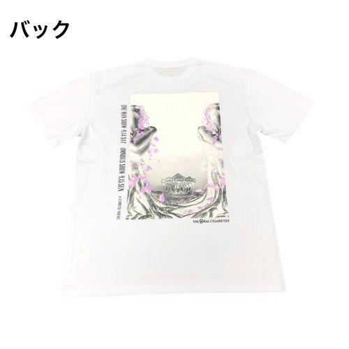 PD × SIVA(MUZE) グラフィックTシャツ/ホワイト