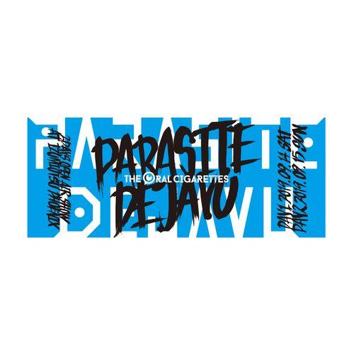 PD × OLI フェイスタオル/ブルー
