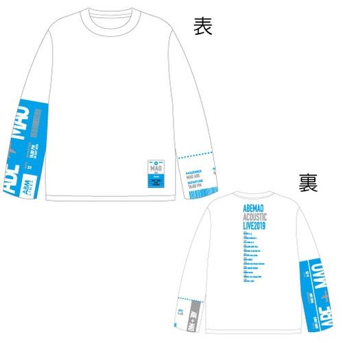 【阿部真央】FC限定ロングスリーブTシャツ