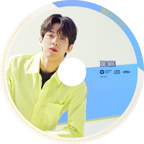 【DAY6】「THE BEST DAY2」(ピクチャーレーベル盤 DOWOON ver.)