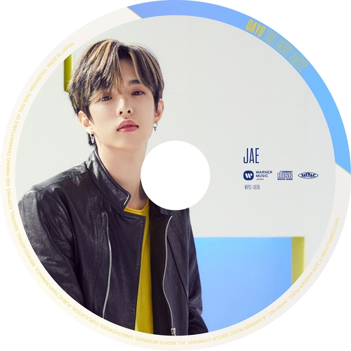 【DAY6】「THE BEST DAY2」(ピクチャーレーベル盤 JAE ver.)