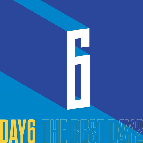 【DAY6】「THE BEST DAY2」(初回限定盤)