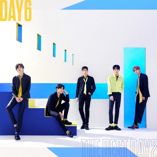 【DAY6】「THE BEST DAY2」(通常盤)