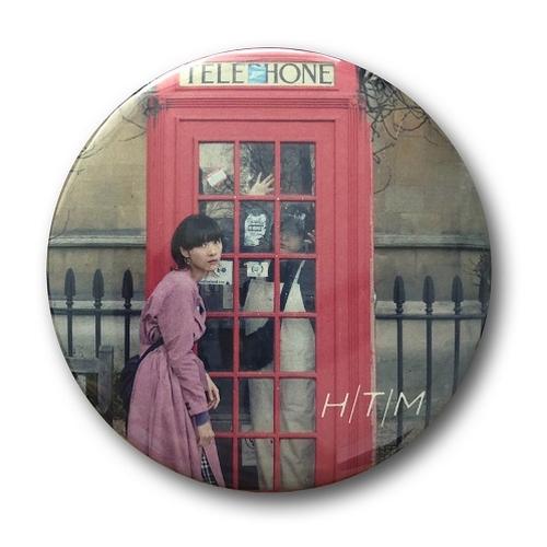 ミラー缶バッジ (in LONDON)【Madness】
