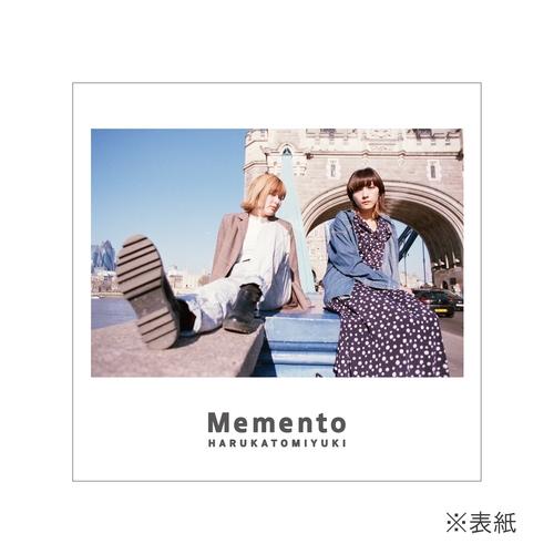 ハルカトミユキ フォトブック 「Memento」