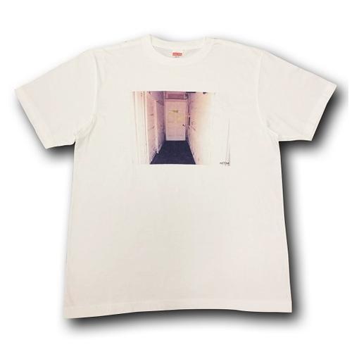 DOORフォト Tシャツ 【White】