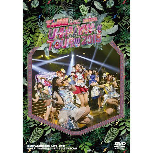LIVE Blu-ray/DVD 『UHHA! YAAA!! TOUR!!! 2019 SPECIAL』(通常盤DVD)