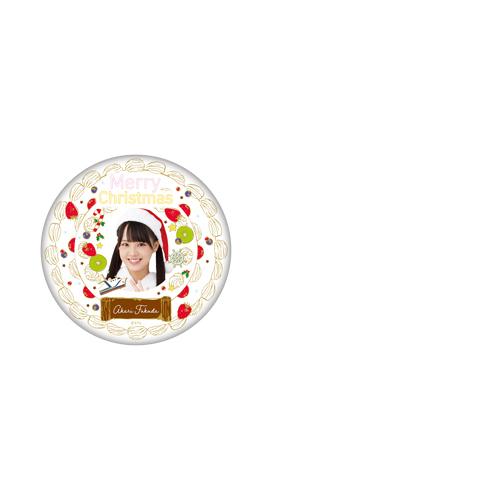 STU48 クリスマス 個別BIGスタンド缶バッジ
