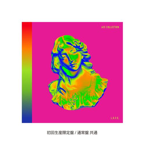 「L.O.V.E.」初回生産限定盤(01's会員限定特典付き)