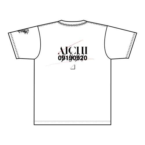 【通常配送】1st TOUR 2021 ご当地Tシャツ/愛知ver.