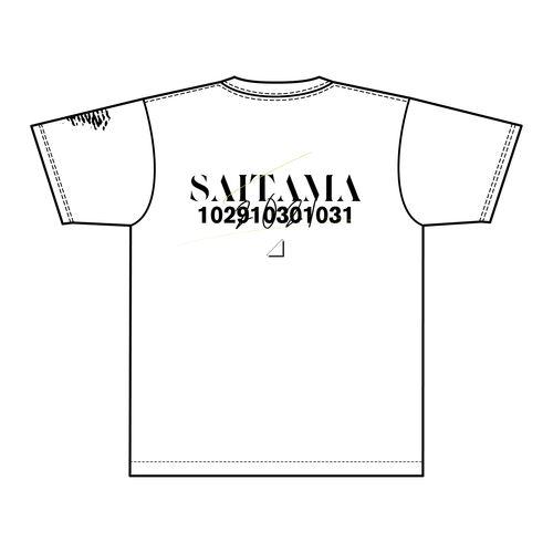 【通常配送】1st TOUR 2021 ご当地Tシャツ/埼玉ver.