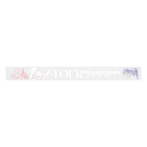 【通常配送】1st TOUR 2021 ラバーバンド