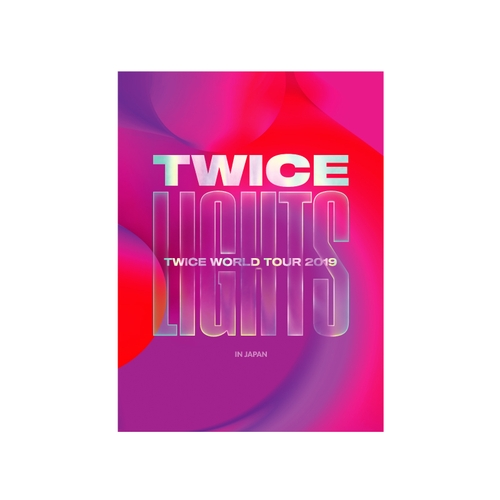 TWICE WORLD TOUR 2019 'TWICELIGHTS' IN JAPAN パンフレット
