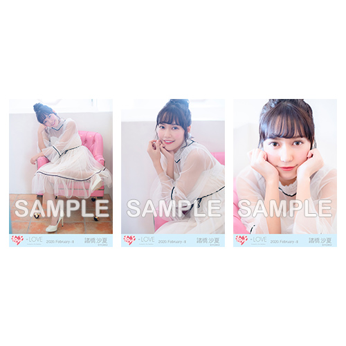 生写真セット(6th cw「Sweetest girl」「推しのいる世界」MV衣装)